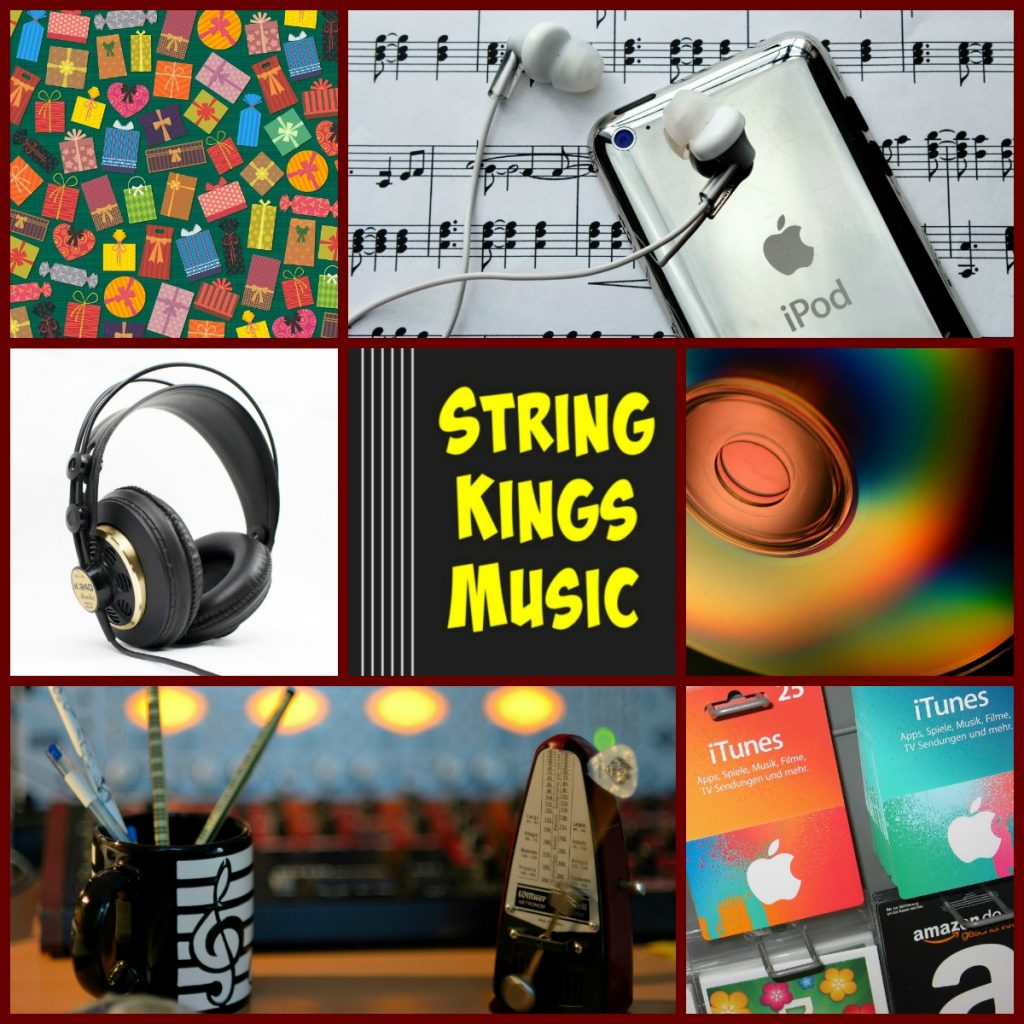 String Kings Music Gifts