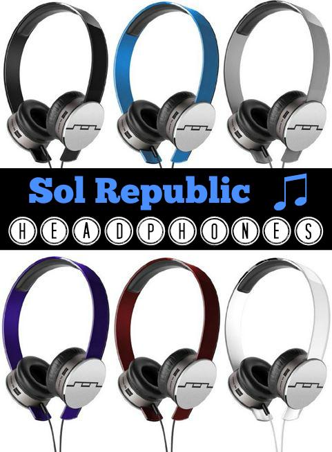 Sol Republic Headphones