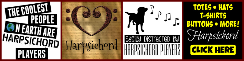 Harpsichord Gifts