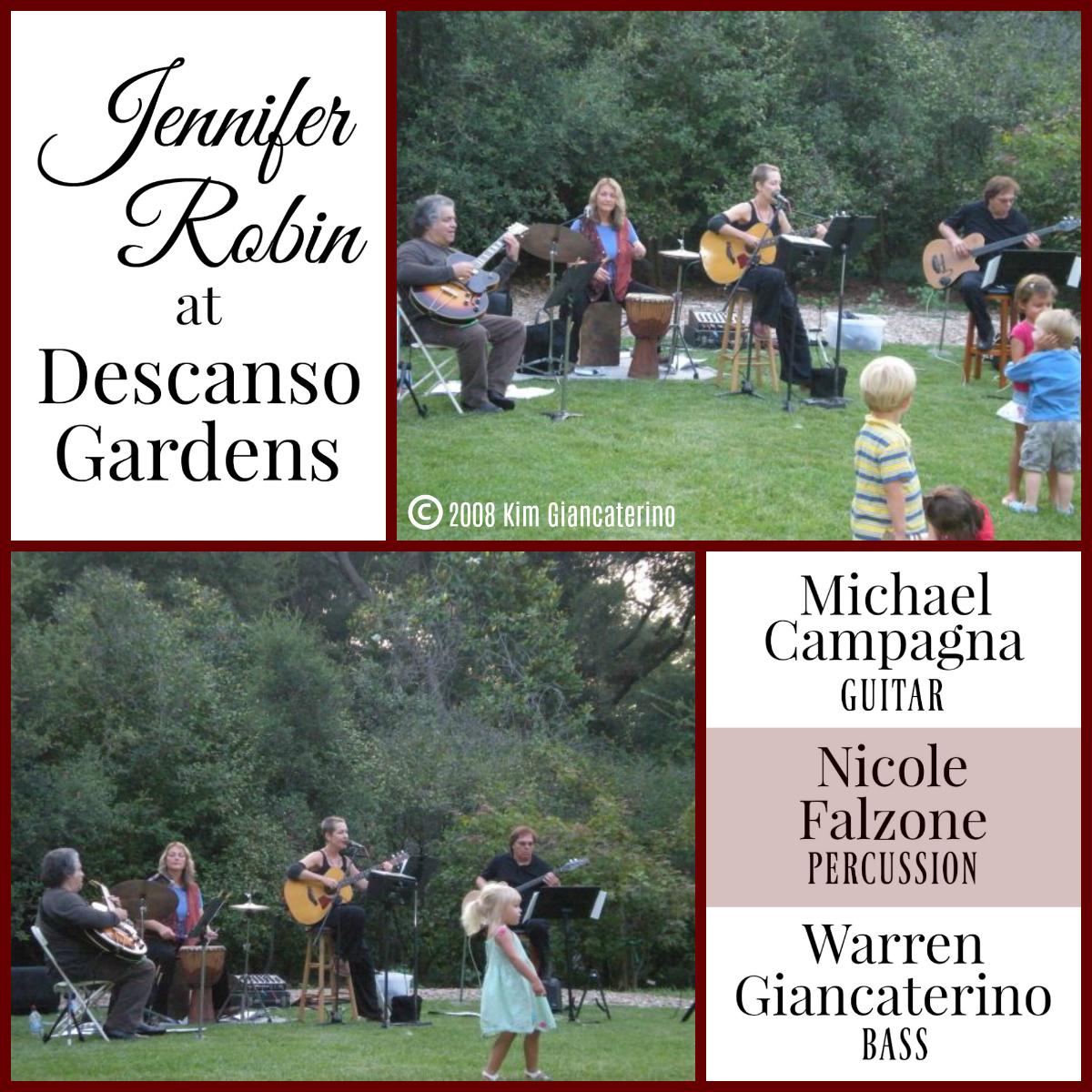 Jennifer Robin Music