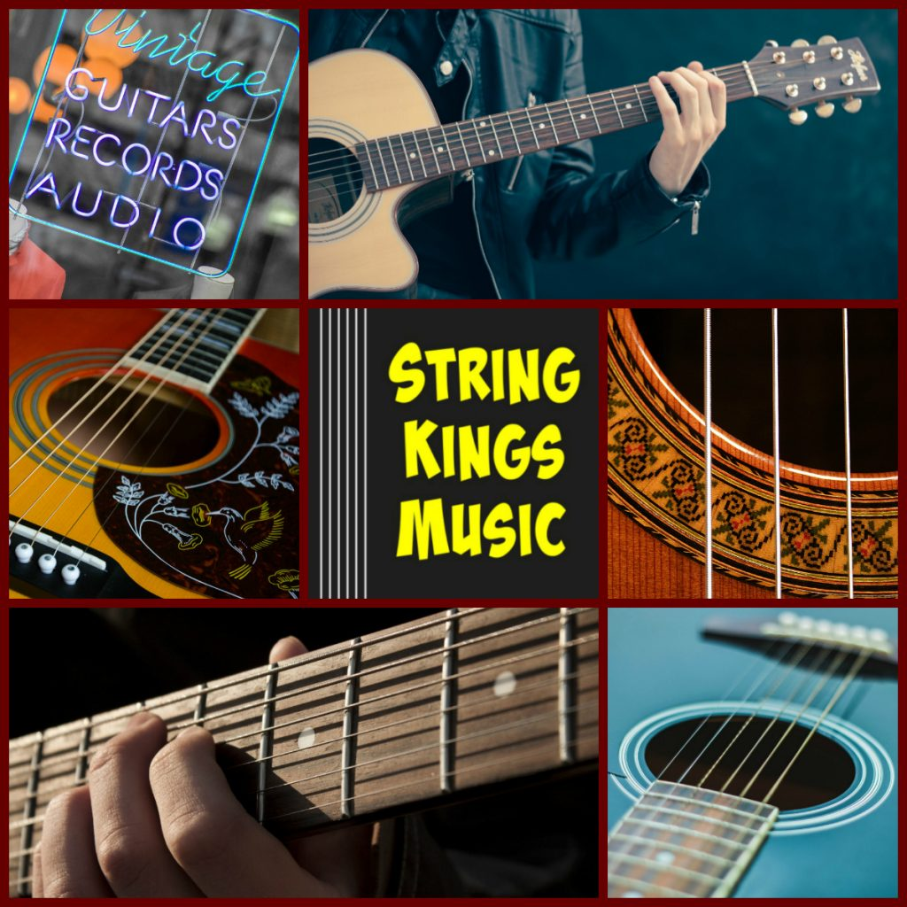 String Kings Music Shop Here