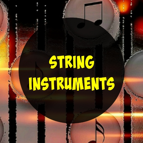 Stringed Instruments List