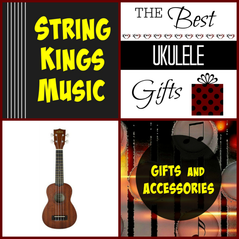 Ukulele Player Gifts