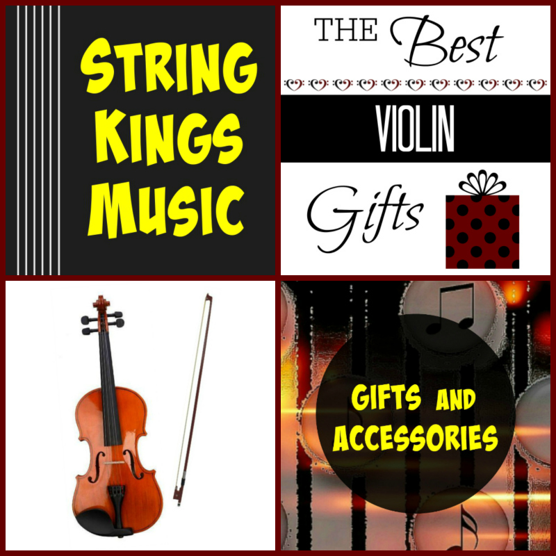 Violin Gift Ideas