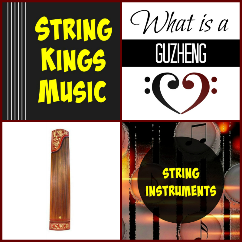 Guzheng Facts
