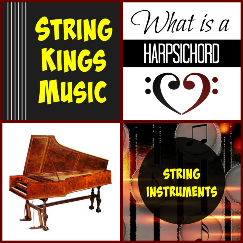 Harpsichord Facts