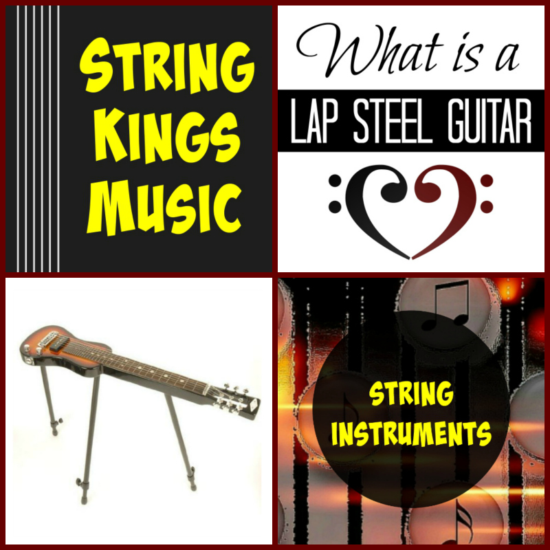 Lap Steel Guitar Facts