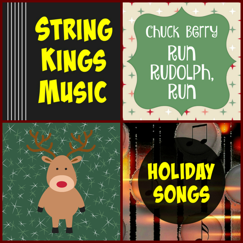 Run Rudolph Run Christmas Song