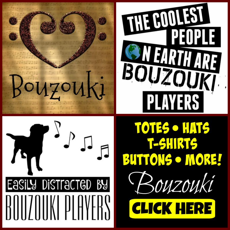 Bouzouki Facts