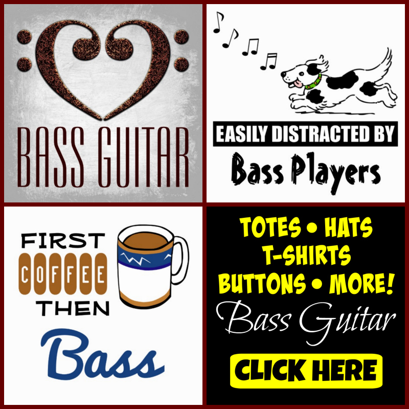 Bass Guitar Gift Ideas