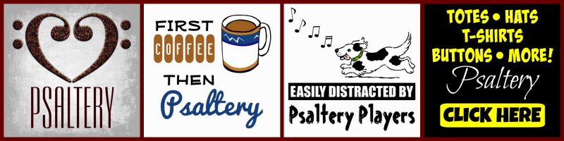 Psaltery Facts