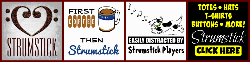 Strumstick Facts