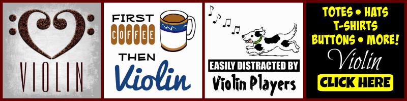 Violin Facts