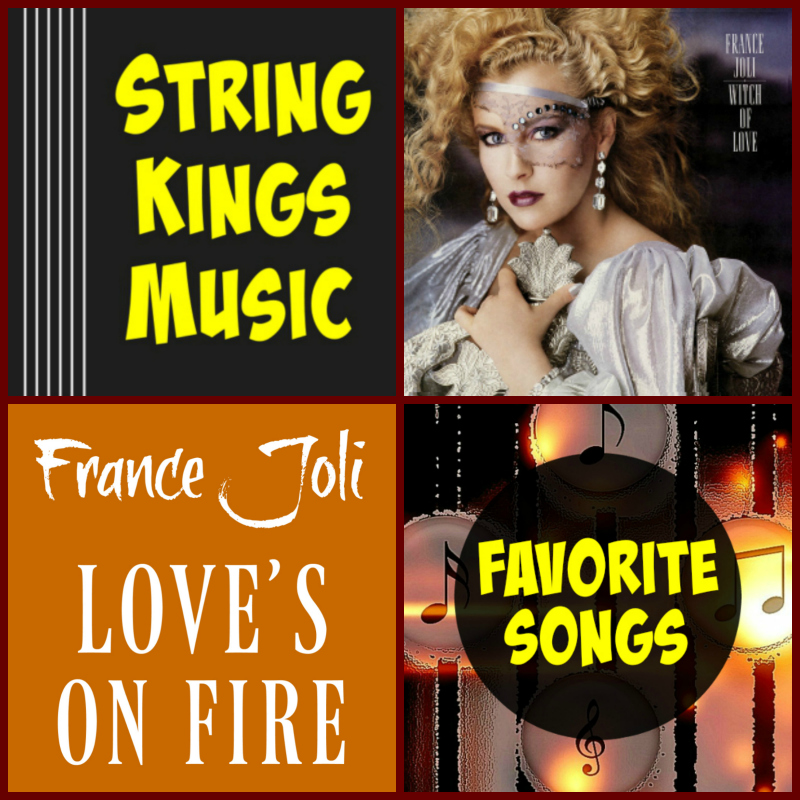 France Joli Album Love's on Fire