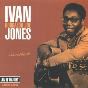 Ivan Jones Album Sweetback