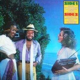 Album Back Cover: Carol Rogers, Sergio Mendes, Marietta Waters