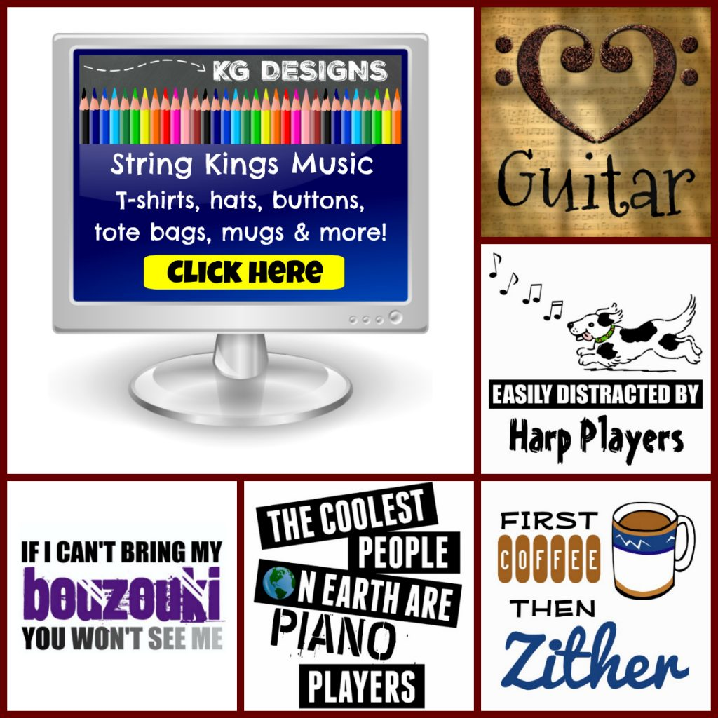 String Instrument Designs