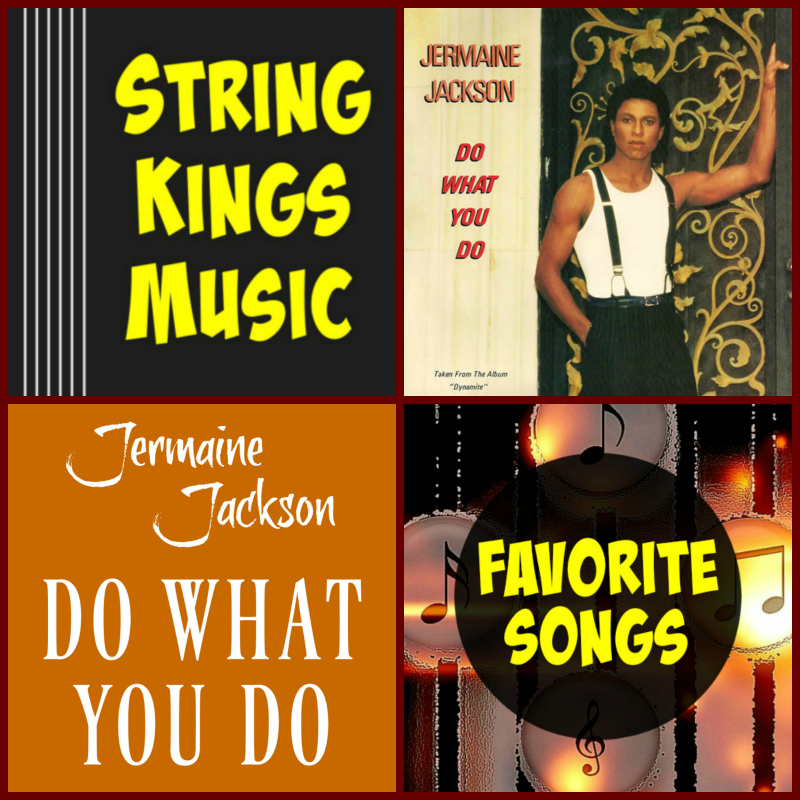 Jermaine Jackson Album Do What You Do