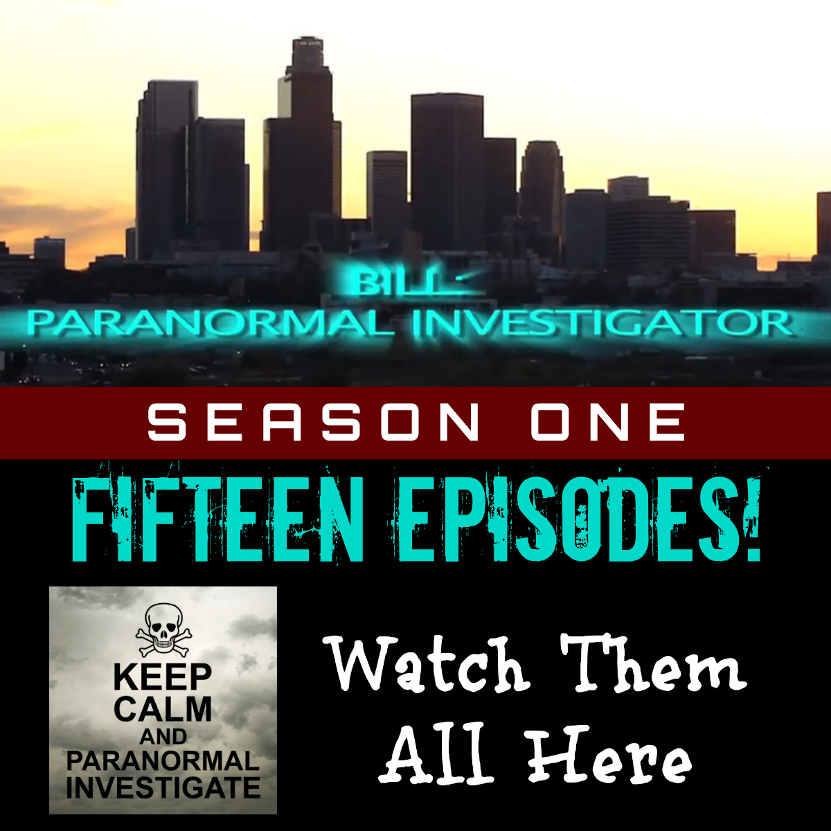 Paranormal Investigator Season One