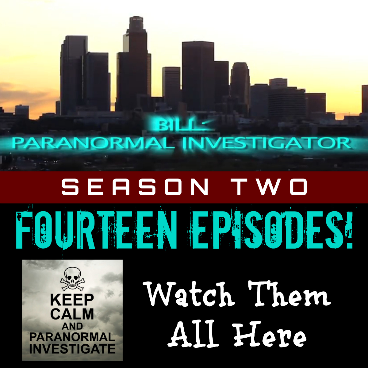 Paranormal Investigator Season Two