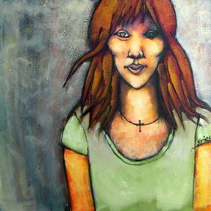 Artist Jack Spiegelman